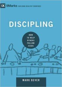 35 Books Mark Dever Recommends for Discipling Relationships