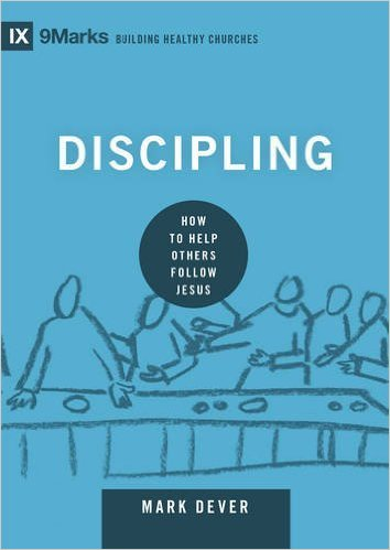please stop saying christianity isn t a religion it s a   35 books mark dever recommends for discipling relationships