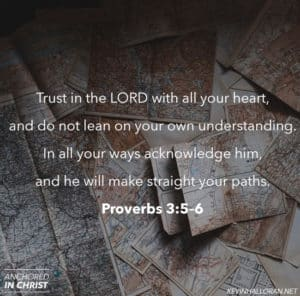 25 Bible Verses about Guidance / Finding God's Will for Your