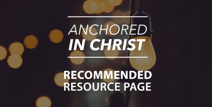 Recommended Christian Resources