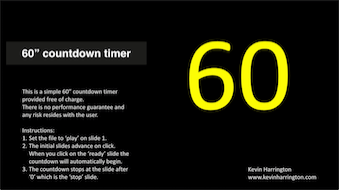 countdown timer for powerpoint free download