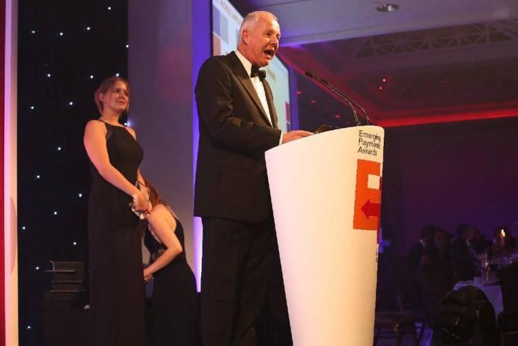 Kevin Harrington - Emerging Payments Awards 2014