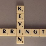 Kevin Harrington, name in Scrabble