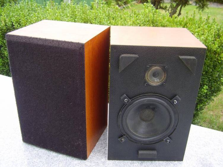Omar Goring loudspeakers