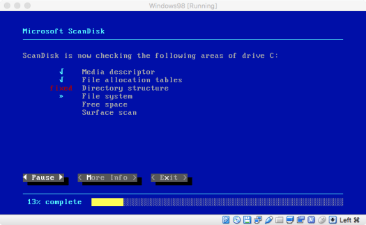 Installing Windows 95 on VirtualBox on MacOS - DZone DevOps