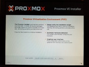 Proxmox installation on a 2008 Mac Pro – Kev's Development Toolbox