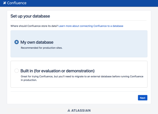 Installing and Configuring Atlassian Confluence With MySQL