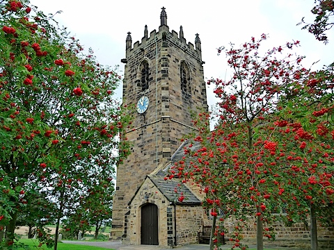 St Michael the Archangel, Emley
