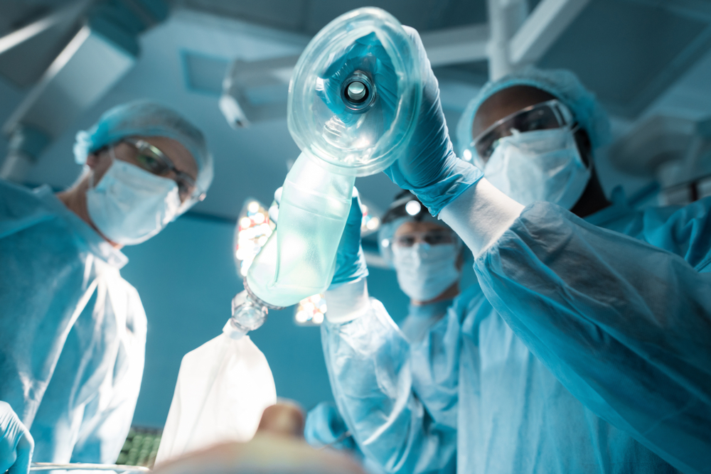 The environmental impact of anesthesia