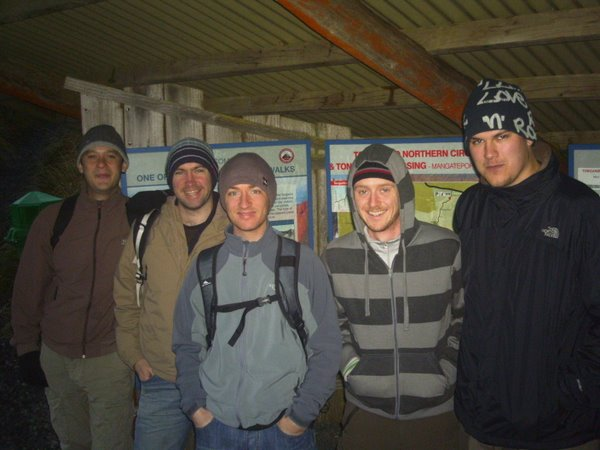 Tongariro walk