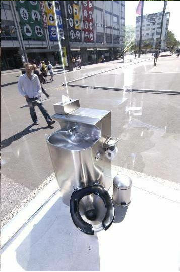 Would You Use This Toilet?