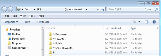 You Can Now Manage SkyDrive On Your Windows PC