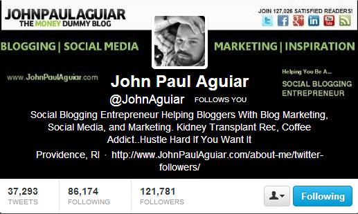 John Paul Aguiar On Twitter