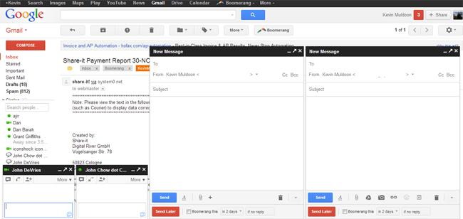 Gmail Windows