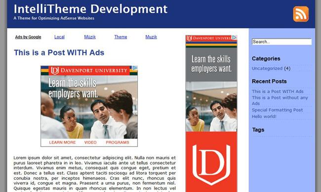 IntelliTheme Screenshot