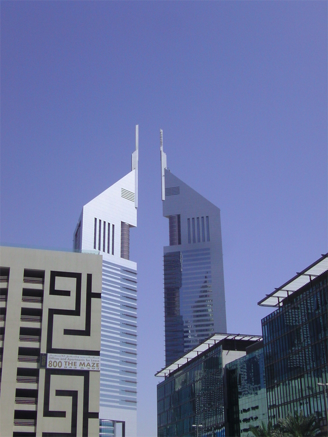 Emirates Office Tower