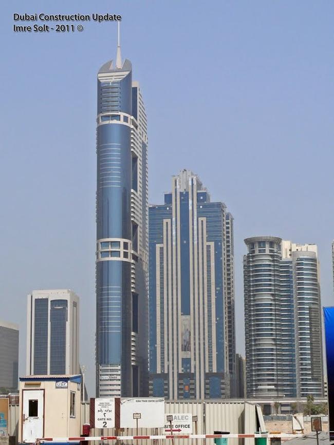 HHHR Tower Dubai