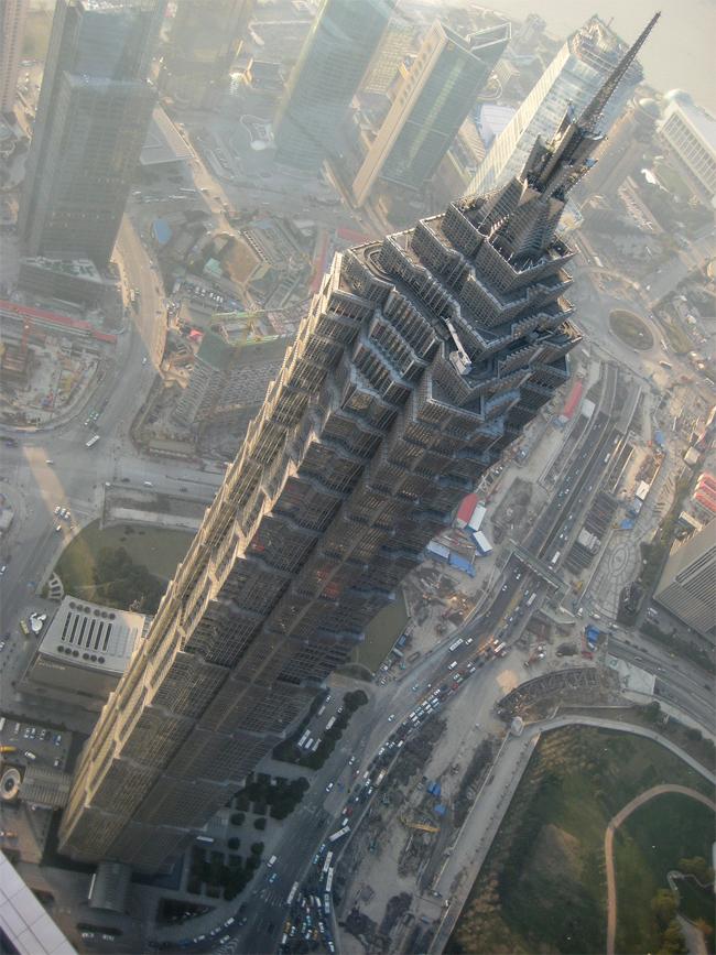 Jin-Mao-Tower