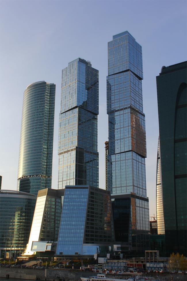 Moscow-Tower
