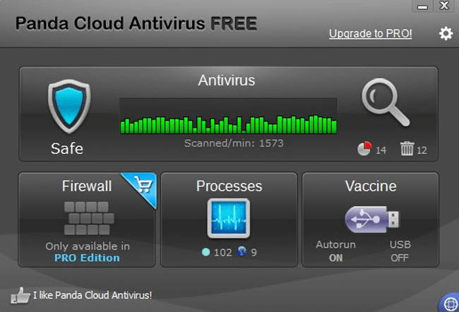 Panda Cloud Antivirus Free Edition