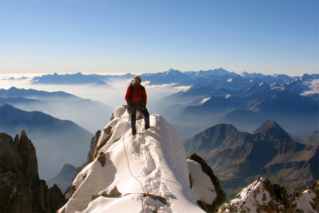 Climb One of the World's Seven Summits