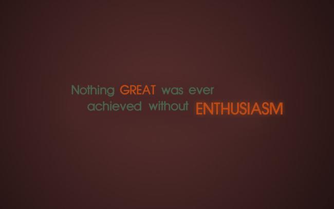 Great-Enthusiasm