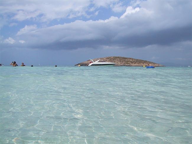 Playa de ses Illetes Formentera, Balearic Islands