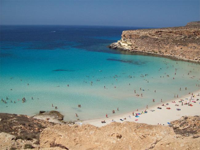 Rabbit-Beach-Lampedusa