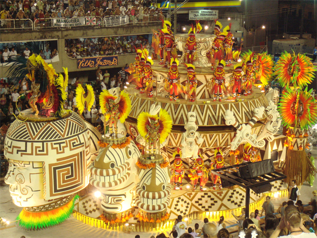 Attend the Rio Carnival