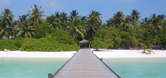 Sun Island Beach, Maldives