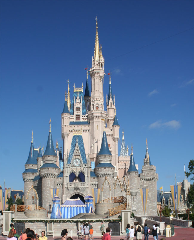 Go to Disney World