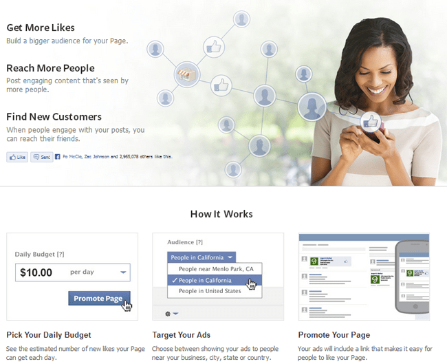 Get More Likes on Facebook