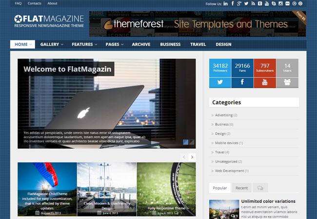 FlatMagazine