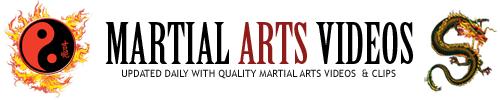 Old Martial Arts Videos Logo