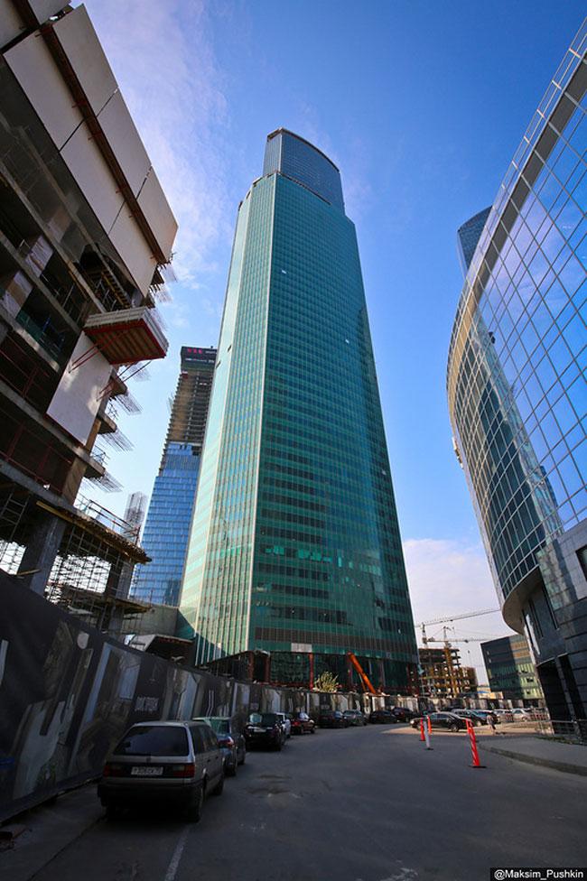 Eurasia Tower