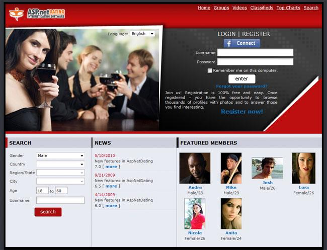 fast dating website