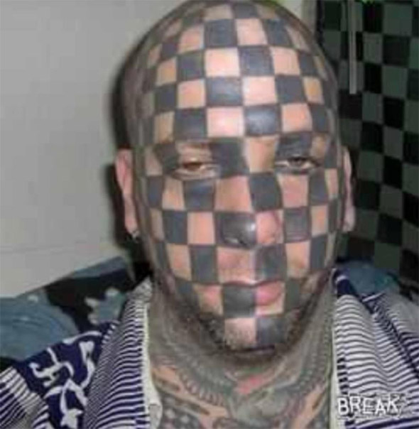 Fancy a Game of Chess Tattoo
