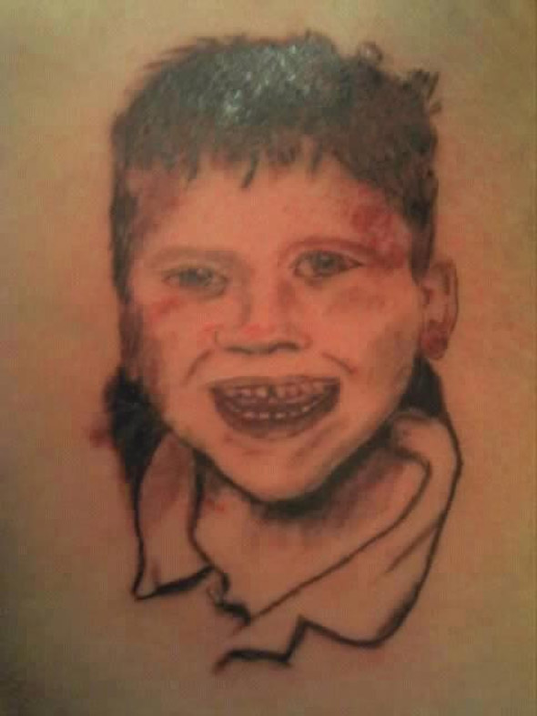 Say Cheeesssseeeee Tattoo