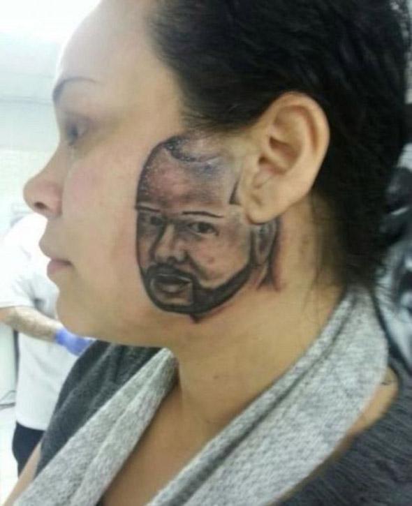 Always Together Bad Tattoo