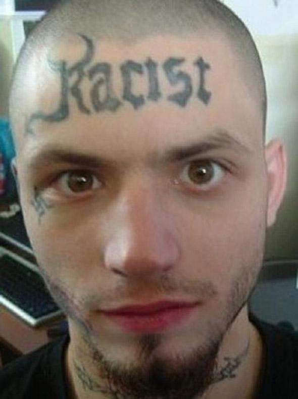 Racist Tattoo