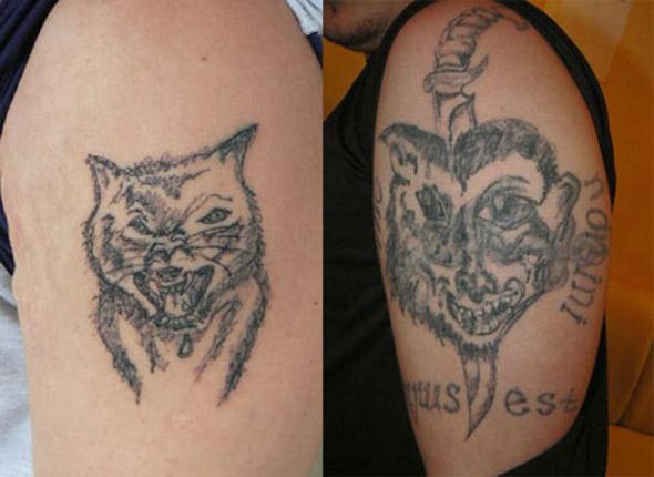 Wildcats Tattoo