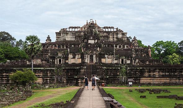 Angkor Thom – Baphuon Temple, Cambodia