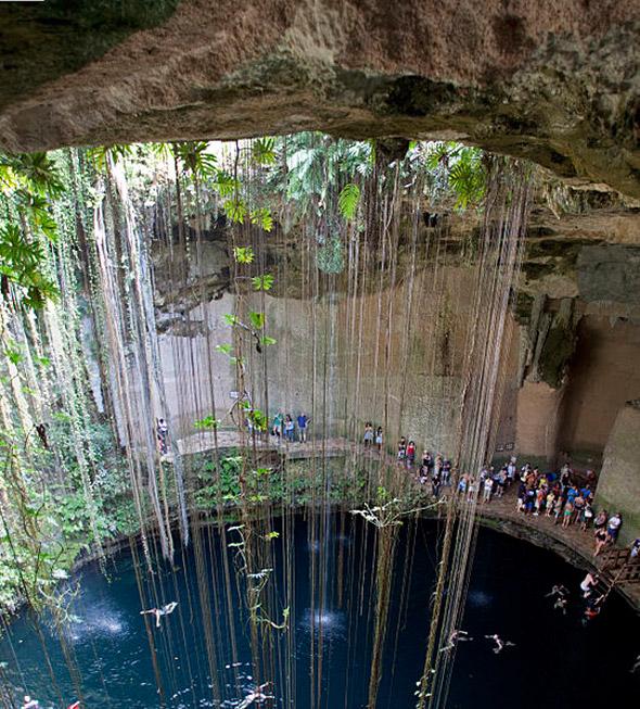 Cenotes of Yucatán