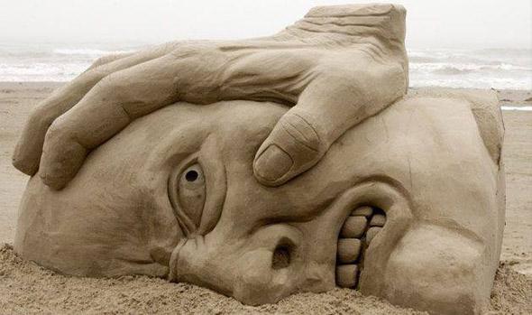 Fort Myers Beach Sculpture