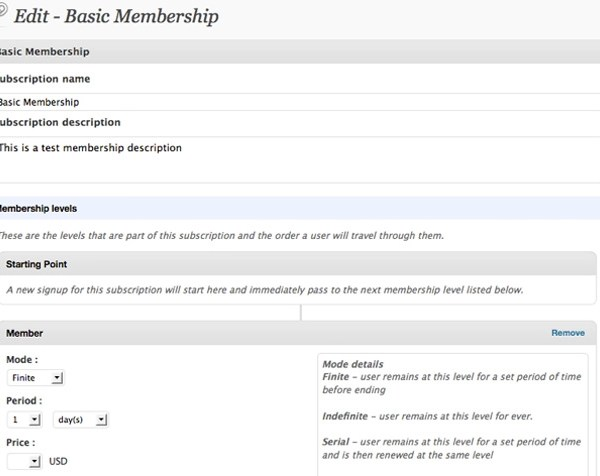Membership by WPMU DEV