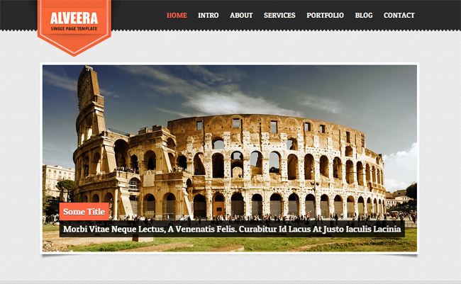 Alveera WordPress Theme