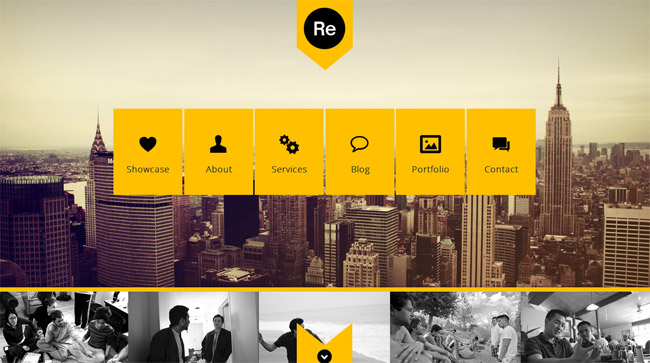 Renova WordPress Theme