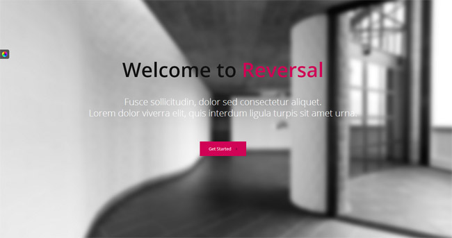Reversal WordPress Theme