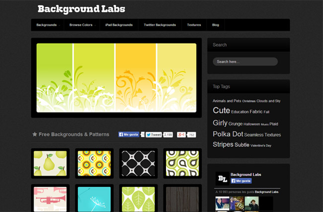 Background Labs Background Patterns