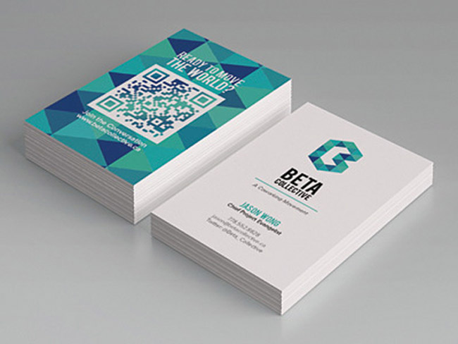 Bete Business Cards